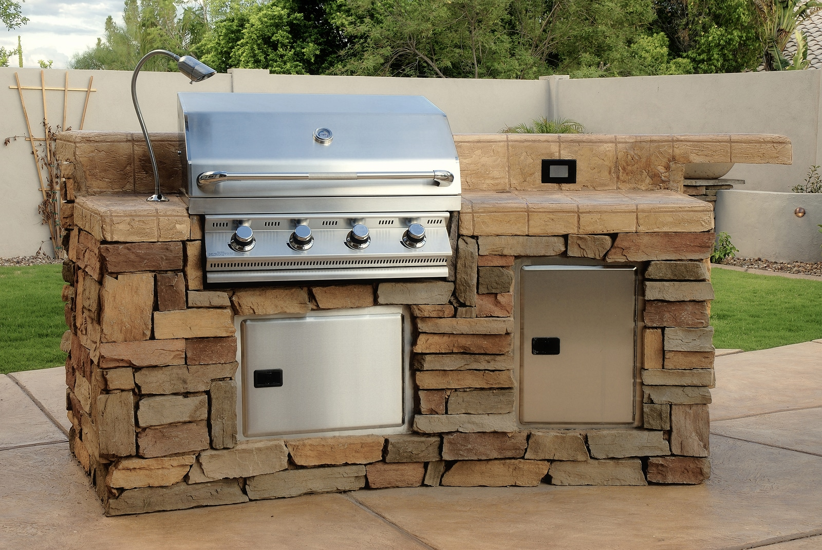 The 6 Best Built-in Gas Grills 2021