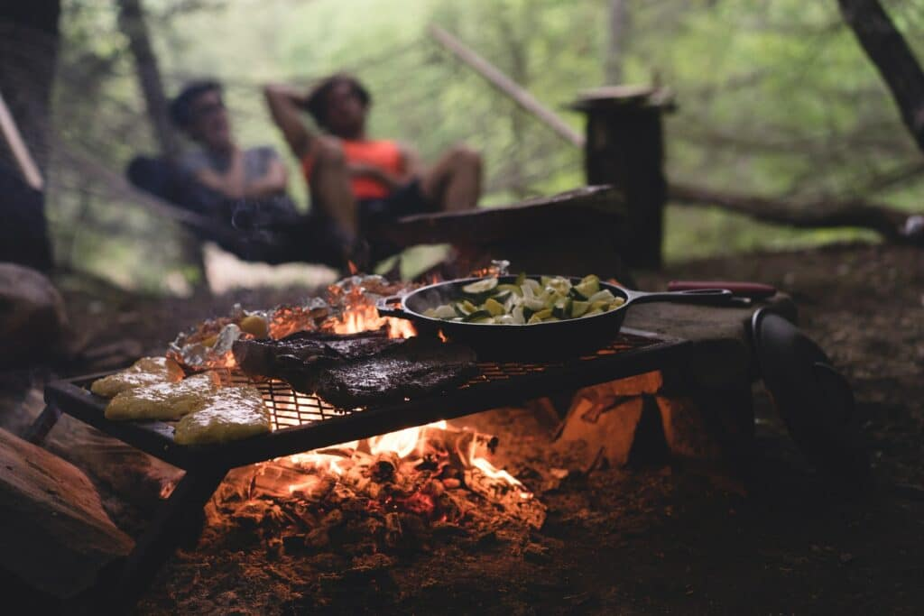 camping-and-cooking-in-the-wild