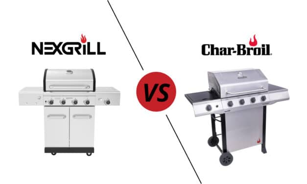 Nexgrill vs Char-Broil – What Should Be Your Next Purchase