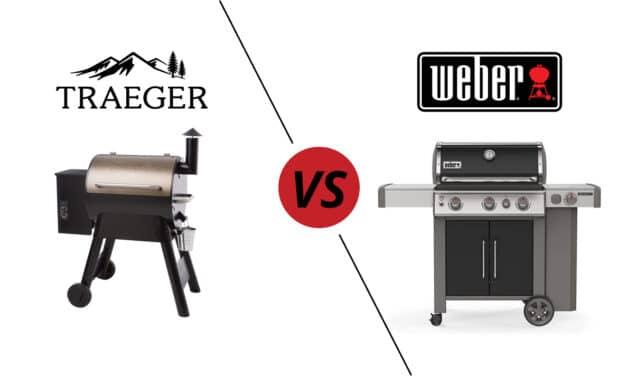Traeger vs Weber – The Two Best Brands on the Market